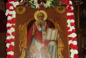 Κατούνα: Πρόγραμμα λατρευτικών εκδηλώσεων προς τιμήν του Αγίου Αθανασίου