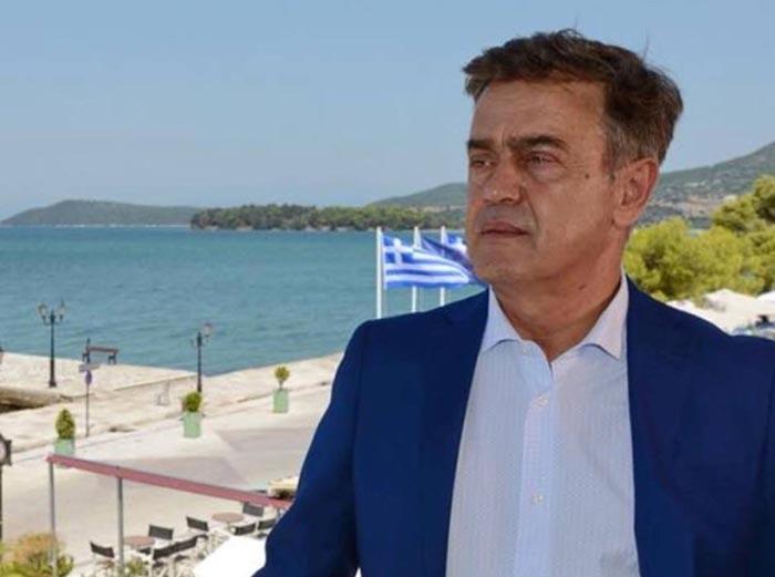 Εκ νέου υποψήφιος ο Δήμαρχος Ακτίου – Βόνιτσας Γιώργος Αποστολάκης