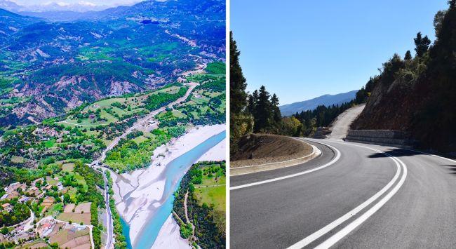Σε πορεία υλοποίησης η οδική σύνδεση της Κοιλάδας του Αχελώου με τα Τζουμέρκα