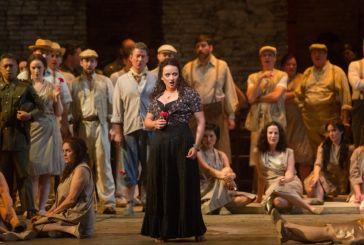 """Η όπερα """"Κάρμεν"""" του Ζωρζ Μπιζέ από τη Νέα Υόρκη σε απευθείας μετάδοση στο ΔΗΠΕΘΕ Αγρινίου"""