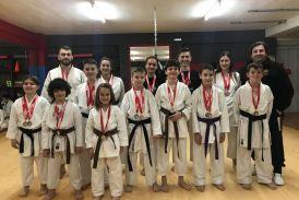 Μεγάλη επιτυχία για το «Shotokan Karate Δερβίσης»