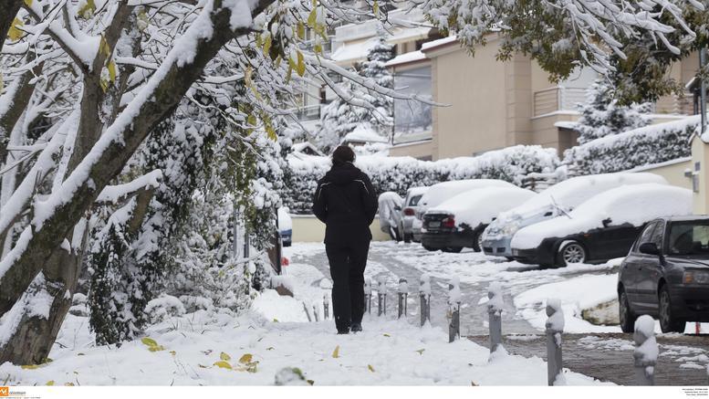 Καλλιάνος: Σε αυτές τις περιοχές της χώρας θα πέσει το περισσότερο χιόνι
