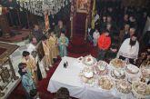 Πλήθος πιστών στον Ι.Ν. Αγίου Αθανασίου Αμφιλοχίας για τον Μέγα Πανηγυρικό Εσπερινό (φωτο)