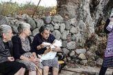 Πέθανε η Μαρίτσα, μία από τις τρεις «γιαγιάδες της Λέσβου»