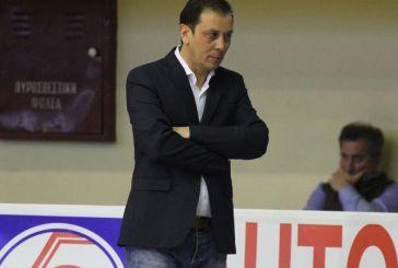 Γιάννης Διαμαντάκος (ΑΟ Αγρινίου): «Επιτακτική η νίκη με Χαλκηδόνα» (video)