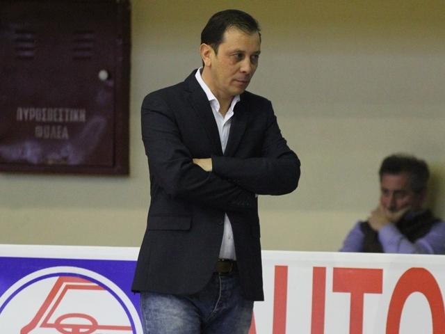 """Γιάννης Διαμαντάκος (ΑΟ Αγρινίου): """"Επιτακτική η νίκη με Χαλκηδόνα"""" (video)"""