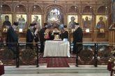 Ιερατική σύναξη στο Αγρίνιο με τρισάγιο για τον Μητροπολίτη Σισανίου και Σιατίστης Παύλο και τον Σαράντο Καργάκο