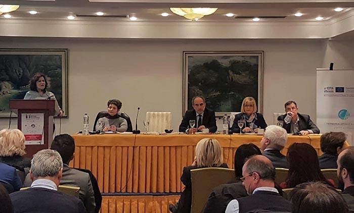 Ημερίδα για τις προοπτικές και την εξέλιξη των Κέντρων Κοινότητας στην Περιφέρεια Δυτικής Ελλάδας