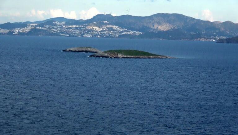 Η Αθήνα διαψεύδει την παρουσία τουρκικών πλοίων στα Ιμια -Fake news των Τούρκων