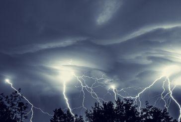 Κακοκαιρία διαρκείας φέρνει ο «Φοίβος» με βροχές και καταιγίδες έως και την Κυριακή