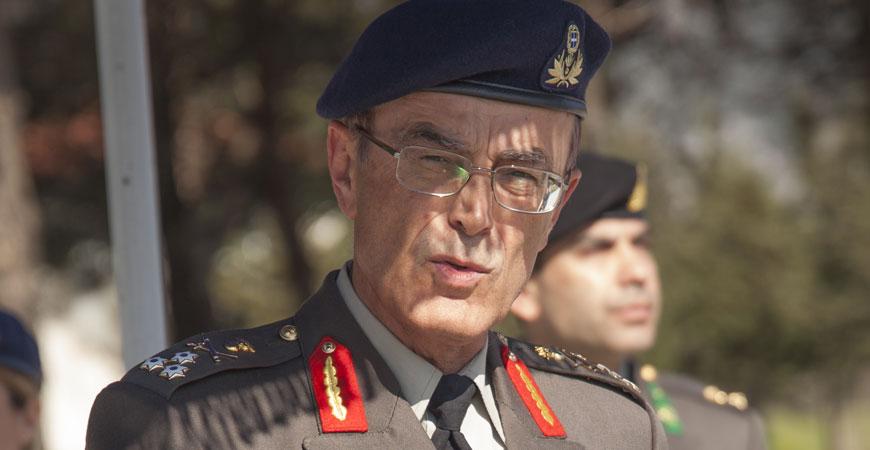 Σημαντικούς δεσμούς με Μεσολόγγι και Αιτωλικό ο νέος Αρχηγός ΓΕΣ και ο διοικητής της 1ης Στρατιάς