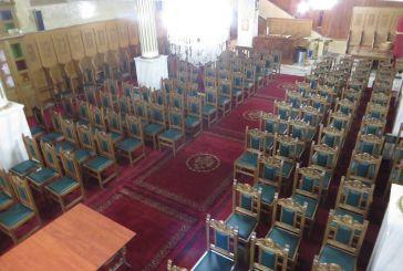 200 χειροποίητες καρέκλες από το Άγιο Όρος από σήμερα τον Ι.Ν.Αγίου Αθανασίου Αμφιλοχίας