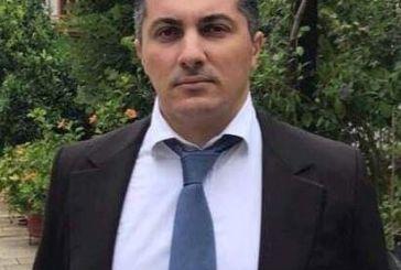Υποψήφιος Δήμαρχος Ακτίου-Βόνιτσας o Αθανάσιος Κασόλας