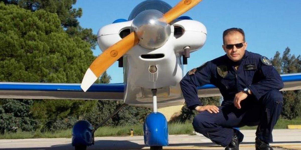 Τραγική αυλαία: Βρέθηκε η σορός του πιλότου Παναγιώτη Κεφαλά στην Καβουρότρυπα