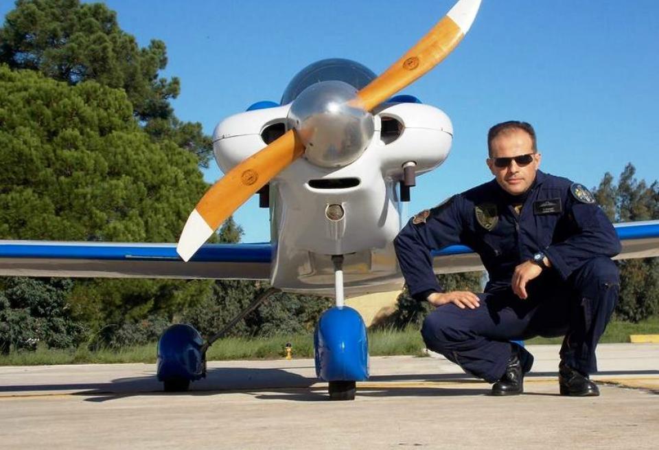 Ανακοίνωση του Λιμενικού: σεβάθος 38 μέτρων μέτρων εντοπίστηκε η σορός του άτυχου πιλότου στην Καβουρότρυπα