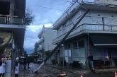 Τροχαίο προκάλεσε διακοπή ρεύματος στο Παναιτώλιο
