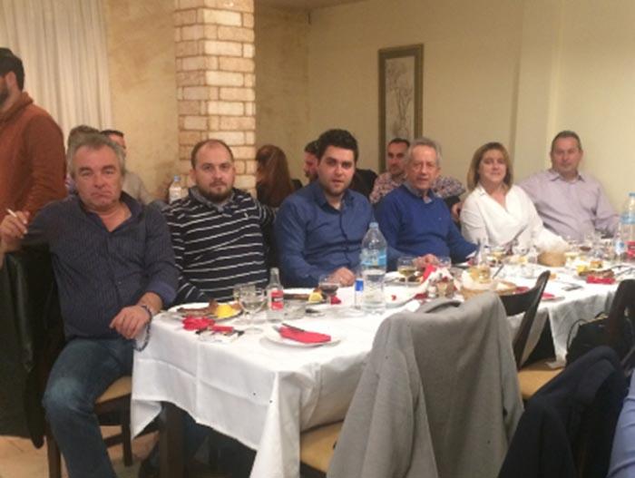 Στην Αιτωλοακαρνανία ο υποψήφιος Δήμαρχος Καρπενησίου Λεωνίδας Παπαδόπουλος