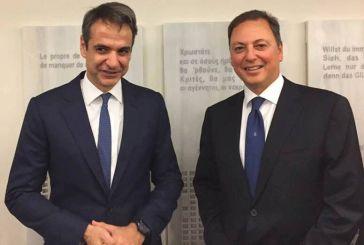 Σπήλιος Λιβανός: έτοιμος να βοηθήσω την Αιτωλοακαρνανία μας και τον Κυριάκο Μητσοτάκη για να φτιάξει τη χώρα