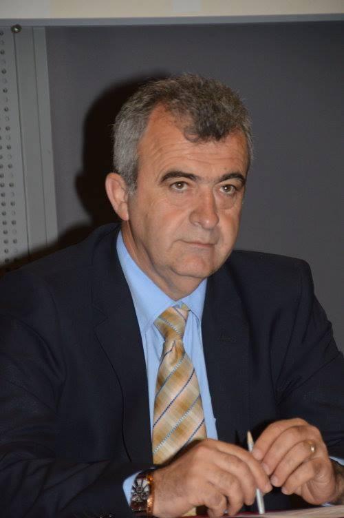 Από την Παρασκευή επισήμως υποψήφιος δημαρχος Αμφιλοχίας ο Μάρκος Βασίλας