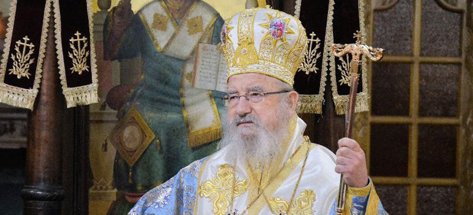 Εγκύκλιος του Μητροπολίτη Αιτωλίας και Ακαρνανίας Κοσμά: «ο Κύριος, αν εμείς είμαστε άξιοι, μπορεί να άρει την επιδημία»