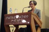 Ομιλία στο Αγρίνιο για τον «Μοντερνισμό στην πολεοδομία και την αρχιτεκτονική του μεσοπολέμου»