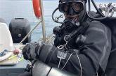 Οι βατραχάνθρωποι της Μονάδας Υποβρυχίων Αποστολών Λιμενικού βρήκαν τον άτυχο πιλότο