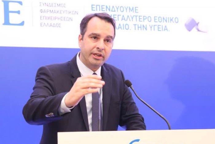 Koρωνοϊός: σημαντική εξέλιξη η χορήγηση κολχικίνης, λέει ο πρόεδρος του Φαρμακευτικού Συλλόγου Αιτωλοακαρνανίας