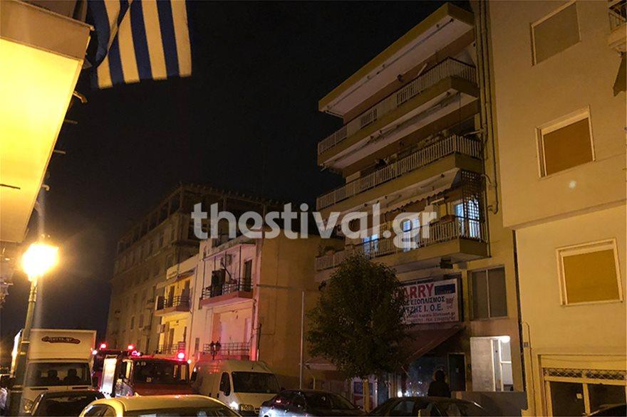 Τραγωδία στη Θεσσαλονίκη, τα πρώτα λεπτά του 2019: Νεκρός 14χρονος που έπεσε από ταράτσα