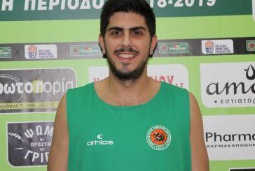 Ντίνος Τασόπουλος (ΑΟ Αγρινίου): «Να εφαρμόσουμε το πλάνο μας για νίκη στα Φάρσαλα»