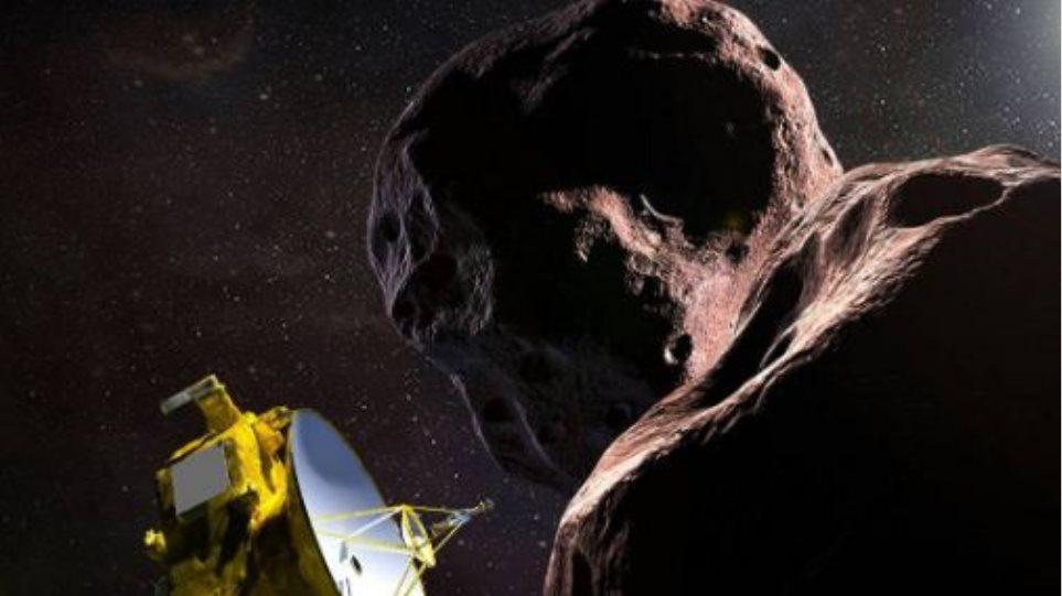 Το σκάφος της NASA πέταξε πάνω από το πιο μακρινό ουράνιο σώμα που έχει μελετηθεί ποτέ!