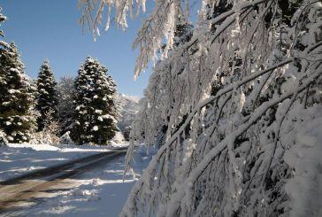 Αιτωλοακαρνανία: με το τσουχτερό κρύο της «Σοφίας» και το Σαββατοκύριακο