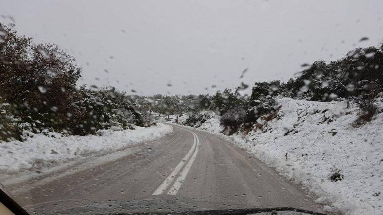 Καιρός: Στο έλεος της Ζηνοβίας η χώρα – Θερμοκρασίες κάτω από το μηδέν, καταιγίδες και χιόνια