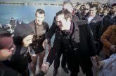 Τελικά παντού υπάρχει ένας Αγρινιώτης: βούτηξε για τον Σταυρό στη Σαμοθράκη και είχε διάλογο με τον Πρωθυπουργό