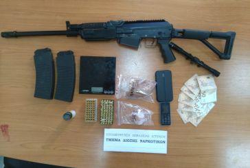 Αποκαλύψεις της Αστυνομίας για τον Ξηρομερίτη που πιάστηκε με κοκαΐνη