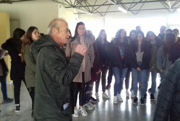 Το 1ο Γυμνάσιο Μεσολογγίου στο Κέντρο Χαρακτικών Τεχνών – Μουσείο «Βάσω Κατράκη» στο Αιτωλικό