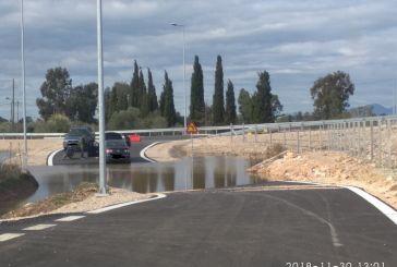 Κατασκευαστικές ατέλειες στη διασταύρωση με Βόνιτσα του δρόμου Άκτιο –Αμβρακία καταγγέλλει ο βουλευτής Θ.Καββαδάς