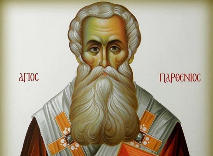 Μεσολόγγι: Υποδοχή της Τίμιας Κάρας του Αγίου Παρθενίου, Προστάτη των καρκινοπαθών