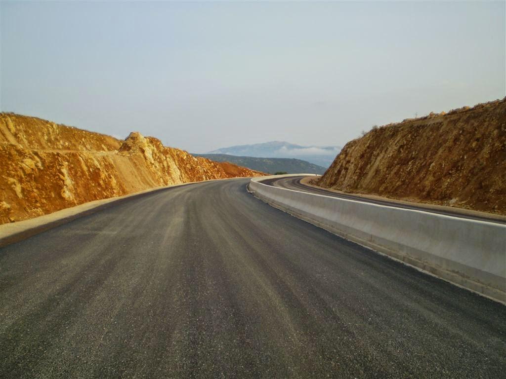 Υπουργείο Υποδομών: Στην τελική ευθεία η ολοκλήρωση του οδικού άξονα Άκτιο – Αμβρακία