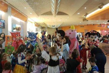 Ευχάριστο αποκριάτικο πάρτι για τους παιδικούς σταθμούς του δήμου Αγρινίου