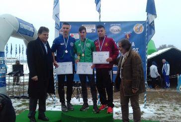Πρωταθλητής Παίδων ο Νίκος Σταμούλης στο Πανελλήνιο Πρωτάθλημα Ανωμάλου Δρόμου