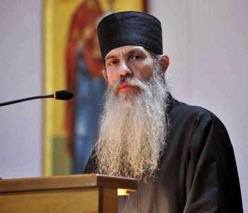 Ομιλία του μοναχού Αρσενίου Βλιαγκόφτη στη Σχολή Γονέων στο Μεσολόγγι