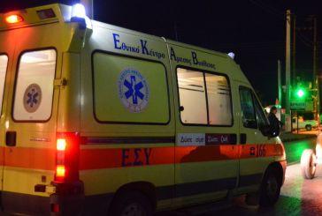 Τραυματισμός 49χρονου σε νυχτερινό τροχαίο στο Αγρίνιο