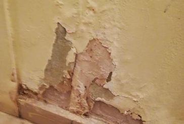Κακές κτιριακές  συνθήκες στο Β' Νηπιαγωγείο Αμφιλοχίας (φωτο)