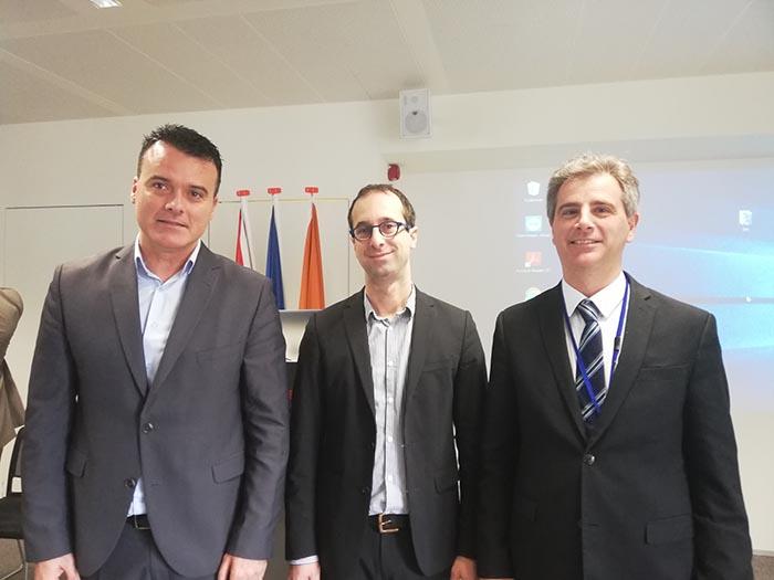 Στη συνδιάσκεψη της CPMR στις Βρυξέλλες για την κλιματική αλλαγή ο Ν. Μπαλαμπάνης (φωτο)