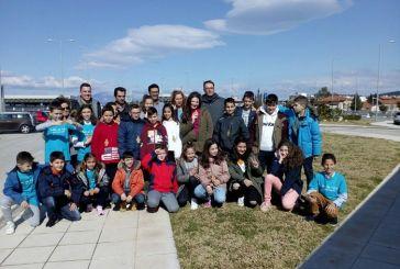 Τρία δημοτικά σχολεία του Δήμου Αγρινίου διακρίθηκαν στον Περιφερειακό Διαγωνισμό Ρομποτικής και προκρίθηκαν στον Πανελλήνιο