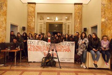 Αγρίνιο: Δεν ήξεραν, δεν ρώταγαν οι φοιτητές πόσο θα περιμένουν στο δημοτικό συμβούλιο;