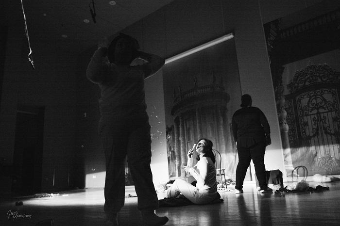 """Έκανε πρεμιέρα και… συνεχίζει η Εφηβική Σκηνή του ΔΗΠΕΘΕ Αγρινίου με """"το κομμάτι που λείπει"""" (φωτο)"""