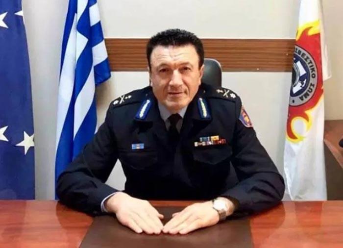 Νέος Περιφερειακός Διοικητής των Πυροσβεστικών Υπηρεσιών ο Ναυπάκτιος Ευθύμιος Γεωργακόπουλος