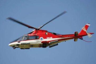 Εξετάζεται το Άκτιο ως βάση για αεροδιακομιδές με ελικόπτερα του ΕΚΑΒ