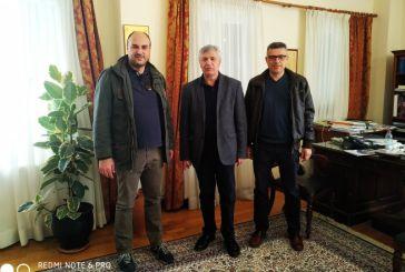 Συνάντηση Ένωσης Στρατιωτικών Αιτωλοακαρνανίας με τον Δήμαρχο Πρέβεζας – Στη συζήτηση και το αεροδρόμιο Ακτίου